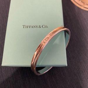 Tiffany and Co Silver Bangle